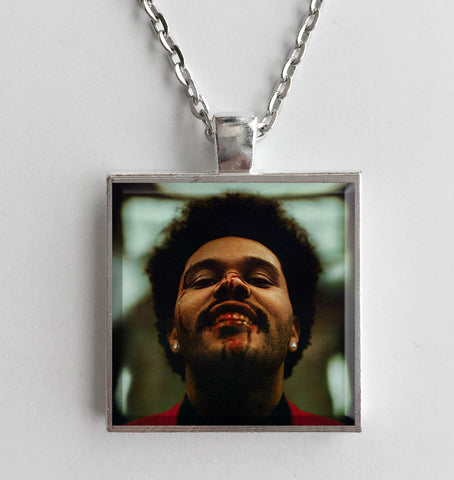 The Weeknd - After Hours - Album Cover Art Pendant Necklace - Hollee