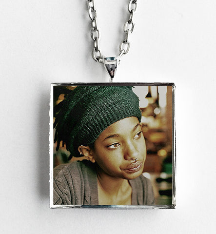 Willow - The 1st - Album Cover Art Pendant Necklace