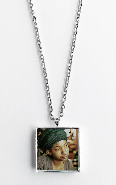 Willow - The 1st - Album Cover Art Pendant Necklace - Hollee