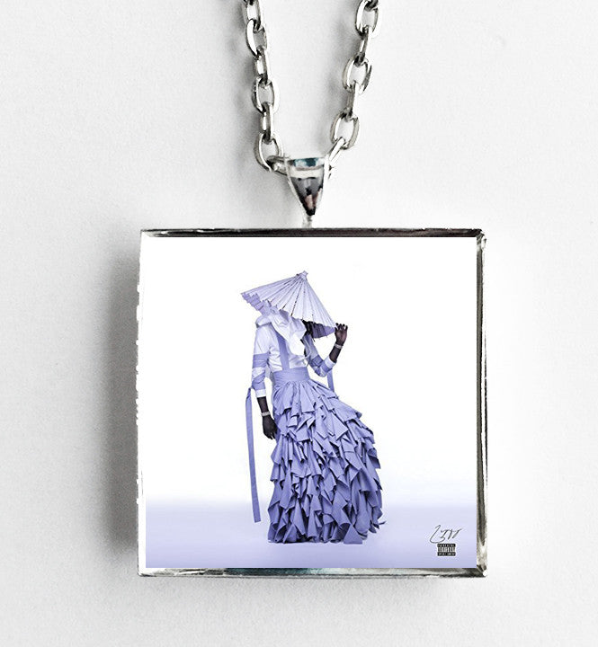 Young Thug - Jeffery - Album Cover Art Pendant Necklace - Hollee