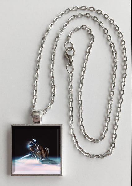 Yves Tumor - Heaven to a Tortured Mind - Album Cover Art Pendant Necklace