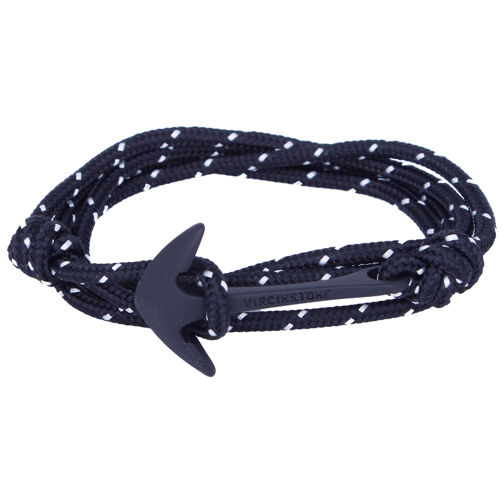 NYLON DULL BLACK Black anchor