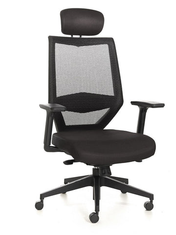 Athens High Back Office Chair