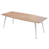 Boat Shaped Meeting Table (JS Metal Leg)