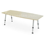 Boat Shaped Meeting Table (UE Metal Leg)