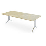 Rectangular Meeting Table (MS Metal Leg)