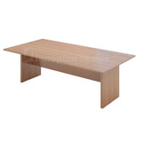 Rectangular Meeting Table (Wooden Leg)