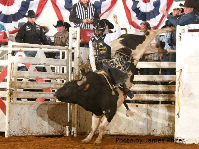 Xtreme Win for Bull Rider Sage Kimzey