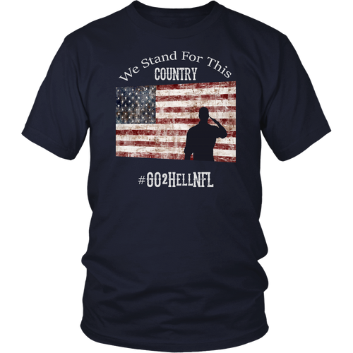 #Go2HellNFL | Tee Shirt Rodeo Life - Country Clothing - Rodeo
