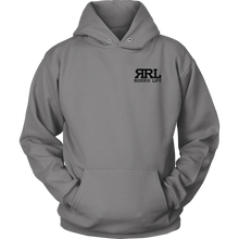 Ropin' (Black Front Logo) | 2 Sided Rodeo Life Hoodie Rodeo Life - Country Clothing - Rodeo