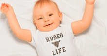 Premium Rodeo Life Onesie | NLX Exclusive Rodeo Life - Country Clothing - Rodeo