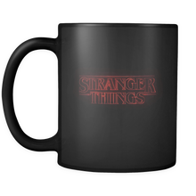 Limited Edition Stranger Things Black Mug Rodeo Life - Country Clothing - Rodeo