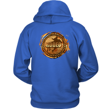 Ropin' | 2 Sided Rodeo Life Hoodie