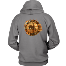 Bronc Rider (Black Front Logo) | 2 Sided Rodeo Life Hoodie Rodeo Life - Country Clothing - Rodeo