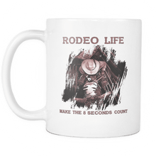 Make The 8 Count | Rodeo Life Mug 3 Rodeo Life - Country Clothing - Rodeo
