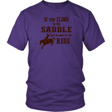 Ready to Ride | Rodeo T-Shirt Rodeo Life - Country Clothing - Rodeo