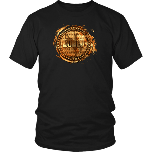 Bronc Rider | Rodeo T-Shirt Rodeo Life - Country Clothing - Rodeo