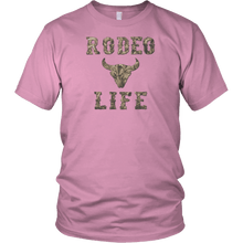 Western Apparel - Rodeo T-Shirt - Pink | Rodeo Life