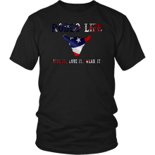 Rodeo T-Shirt - Live It. Love It. | Rodeo Life USA Rodeo Life - Country Clothing - Rodeo
