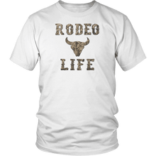 Western Apparel - Rodeo T-Shirt | Rodeo Life