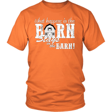 Stays In Barn | Custom Quote T-Shirt Rodeo Life - Country Clothing - Rodeo