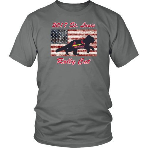 2107 St. Louis Cardinals | Rally Cat Rodeo Life - Country Clothing - Rodeo
