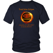 Solar Eclipse Columbia | T-Shirt