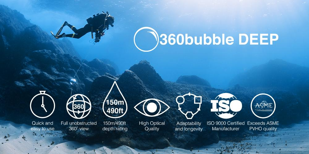 360bubble for Insta360 ONE X