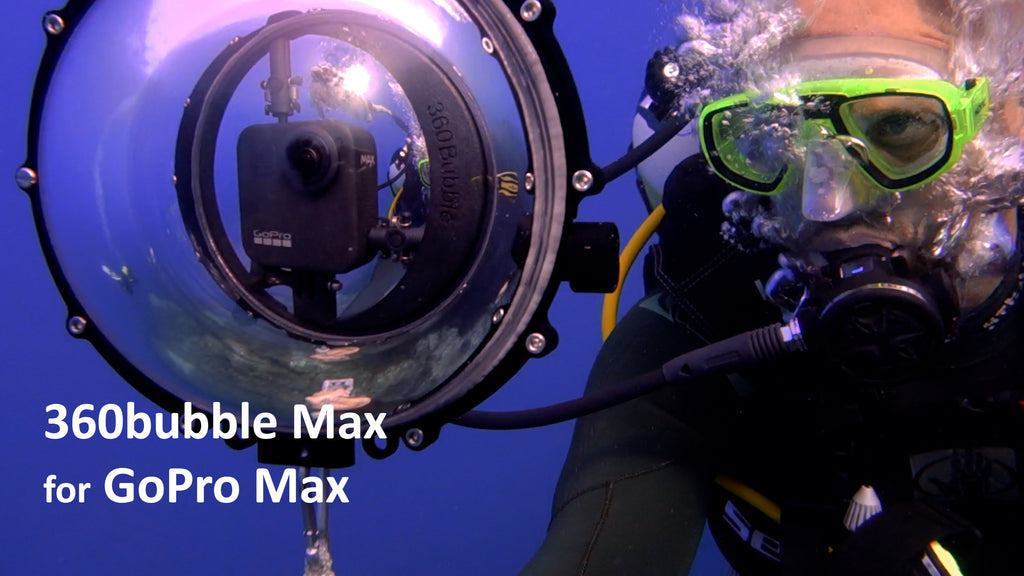 360bubble DEEP scuba diving