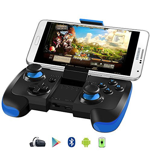 samsung tv bluetooth. beboncool wireless bluetooth game controller with clip for android phone/tablet/tv box/ samsung tv