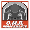 OMR Performance logo
