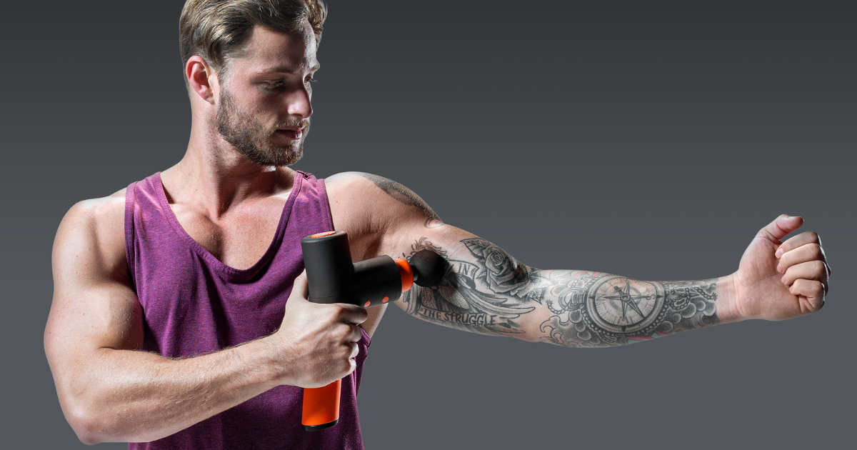 muscle blasters how to apply it