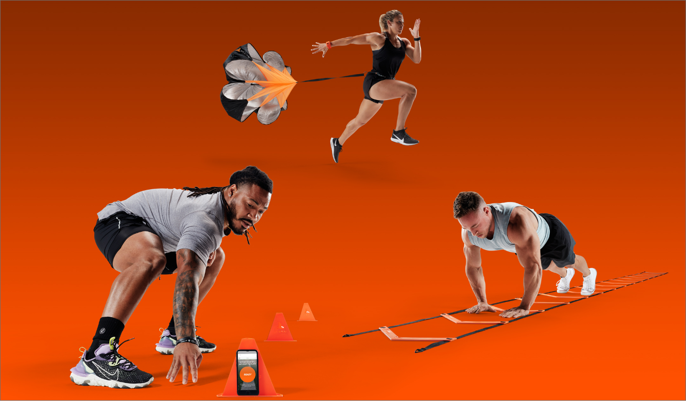 Speed & Agility Banner