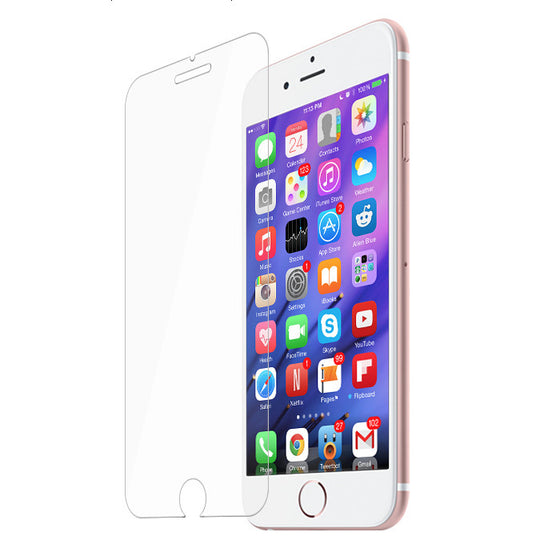 iPhone 7 Plus Tempered Glass Screen Protector - HaloBeam