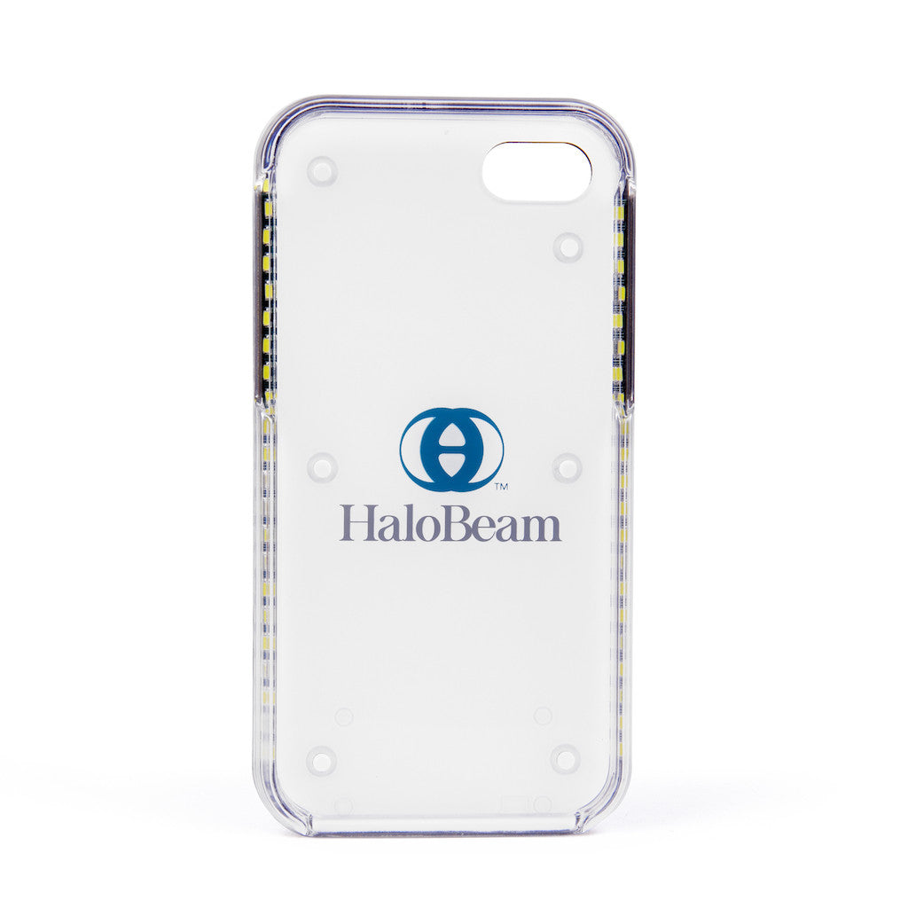 iPhone 7 Light Up Selfie Case - HaloBeam