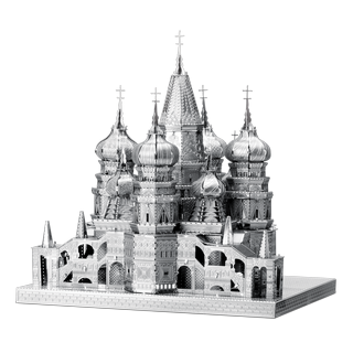 Metal Earth - ICONX - St. Basil Cathedral
