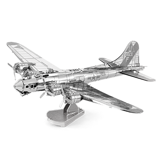 Metal Earth - B-17 Flying Fortress