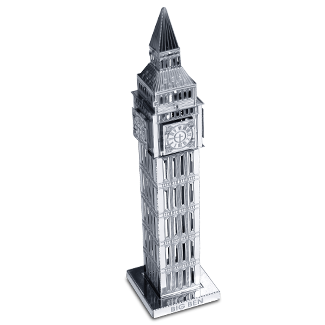 Metal Earth - Big Ben Tower