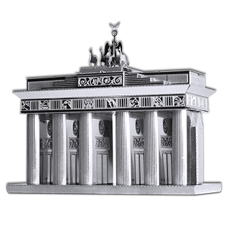 Metal Earth - Brandenburg Gate