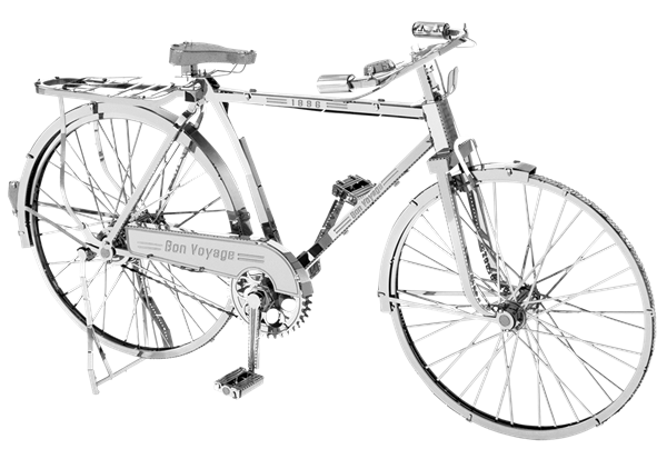 Metal Earth - ICONX - Classic Bicycle