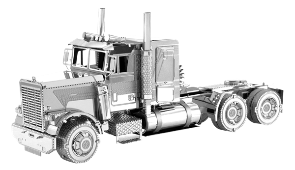 Metal Earth - FLC Long Nose Truck