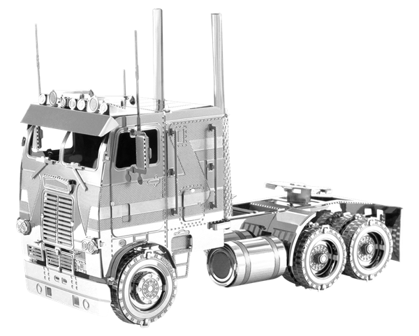 Metal Earth - COE Truck