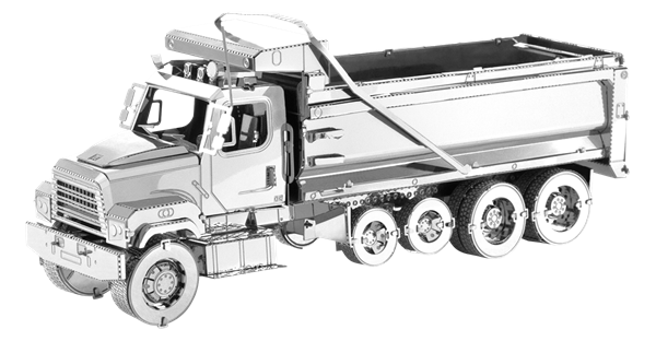 Metal Earth - 114SD Dump Truck