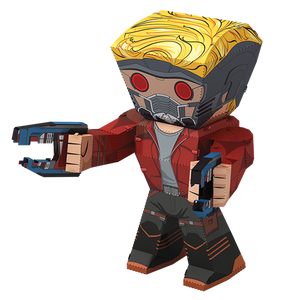 Metal Earth - Guardians of the Galaxy - Star-Lord