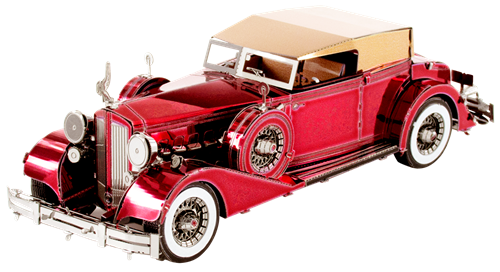 Metal Earth - 1934 Packard Twelve Convertible