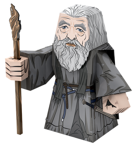 Metal Earth - Legends - Gandalf