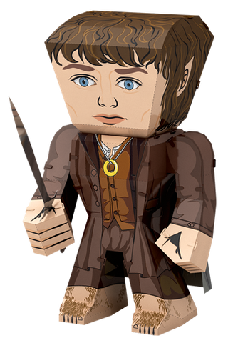 Metal Earth - Legends - Frodo