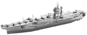 Metal Earth - ICONX - USS Roosevelt CVN-71