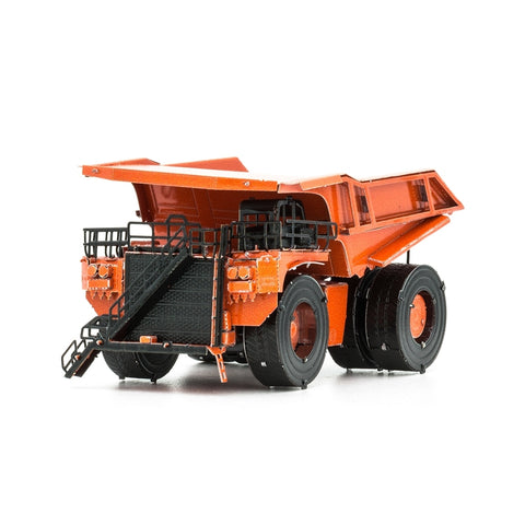 Metal Earth - Mining Truck