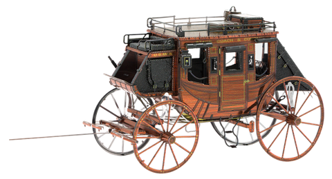 Metal Earth - Wild West Stage Coach